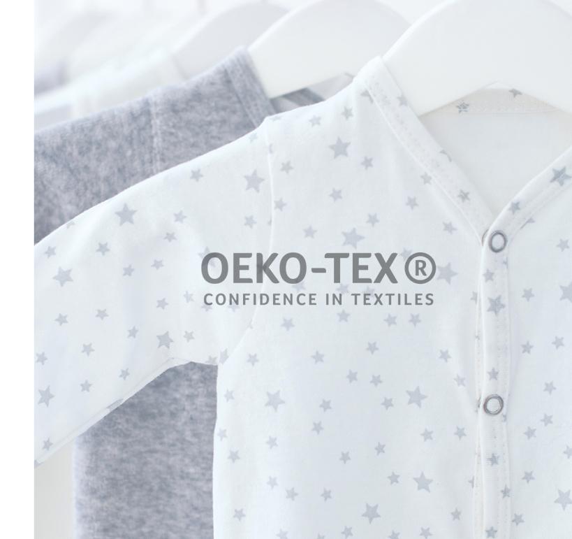 label oeko-tex bemini
