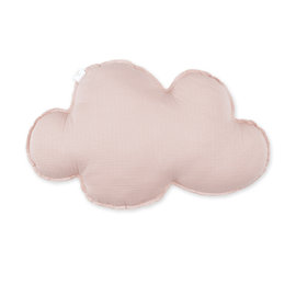 Decorative cushion Tetra Jersey 30cm CLOUD Old pink