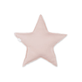 Coussin Tetra Jersey 30cm STARY Vieux rose
