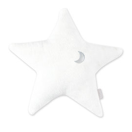 Coussin Softy 30cm STARY Motif étoiles