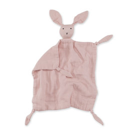 Bunny Swaddle 40x40 cm BUNNY Old pink