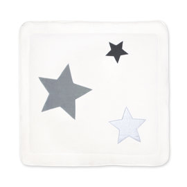 Playpen mat Pady softy + terry 100x100cm STARY Little stars print