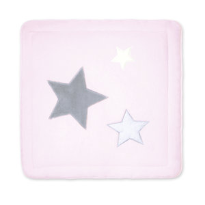 Playpen mat Softy 100x100cm STARY Cristal