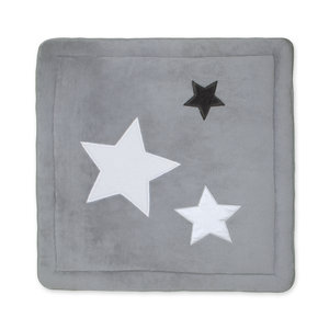 Padded play mat Softy 100x100cm STARY Grizou