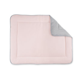 Padded play mat Quilted 75x95cm BEMINI Sweet pink
