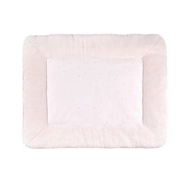 Padded play mat Jersey 75x95cm PRETY 48DOLLY