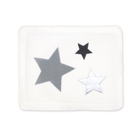 Padded play mat Softy 75x95cm STARY Little stars print