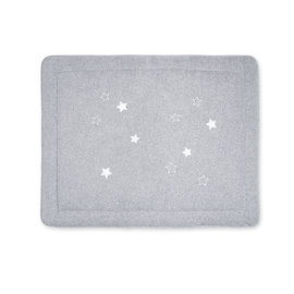 Padded play mat  75x95cm STARY Grey marled