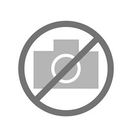 Padded play mat Pady softy + terry 75x95cm STARY Little stars print charcoal grey