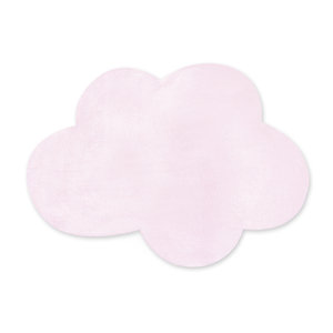 Tapis deco Softy 85x110cm CLOUD Cristal