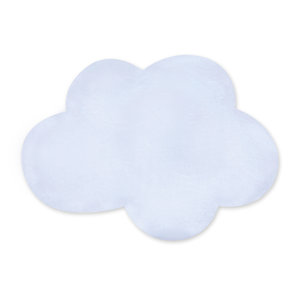 Deco tapijt Softy 85x110cm CLOUD Frost