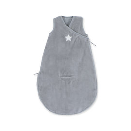 Magic Bag® Bamboo 0-3m STARY Little stars print medium grey