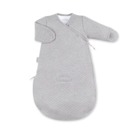 Magic Bag® Pady quilted jersey 0-3m BEMINI Grey marled