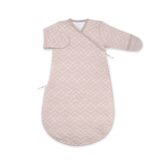 MAGIC BAG Pady quilted jersey 0-3m OSAKA Old pink tog 1.5