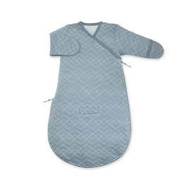 MAGIC BAG Pady quilted jersey 0-3m OSAKA Azul mineral