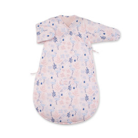 Magic Bag® Pady jersey + jersey 0-3m ALOHA Flamingo pink