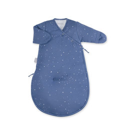 Magic Bag® Pady jersey + jersey 0-3m STARY Little stars print denim