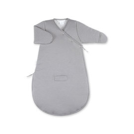 Magic Bag® Pady twin jersey + jersey 0-3m DUNES Stripe grey ecru