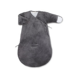 Magic Bag® Softy + jersey 0-3m BEMINI Dark grey