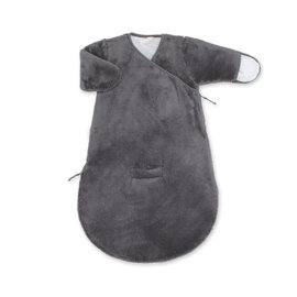 Magic Bag® Softy Jersey 0-3m BEMINI Dunkel grau