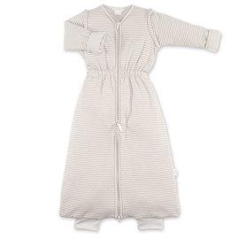 Magic Bag® Pady twin jersey + jersey 18-36m DUNES Stripe ecru natural