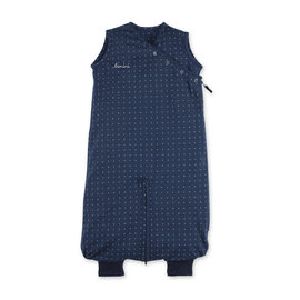 Magic Bag® Jersey 3-9m YOSHI Blue geometric print