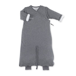 Magic Bag® Pady jersey + jersey 3-9m BEMINI Dark grey