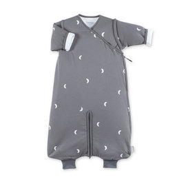 Magic Bag® Pady jersey 3-9m HONEY Grey moon print