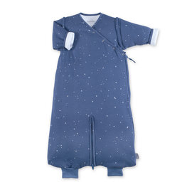 Magic Bag® Pady Jersey 3-9m STARY Sterretjesprint denimblau