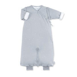 Magic Bag® Pady Jersey 3-9m STARY Motif étoile gris moyen