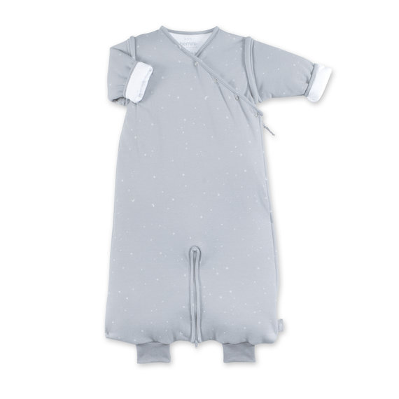 Magic Bag® Pady Jersey 3-9m STARY Little stars print medium grey