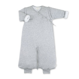 Magic Bag® Pady jersey + jersey 3-9m STARY Grey marled