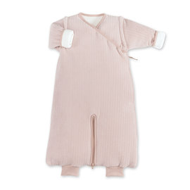 Magic Bag® Pady velvet + jersey 3-9m  Old pink