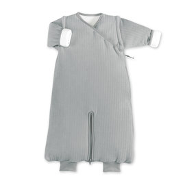 Magic Bag® Pady velvet + jersey 3-9m  Medium grey