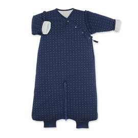 Magic Bag® Pady jersey 3-9m YOSHI Blue geometric print