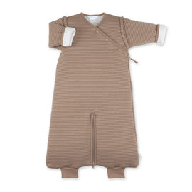 Magic Bag® Pady twin jersey + jersey 3-9m DUNES Stripe natural ecru
