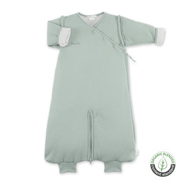 Magic Bag® Pady waffle + jersey organic 3-9m WAFLE Celadon green