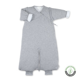 Magic Bag® Pady waffle + jersey 3-9m WAFLE Grey marled