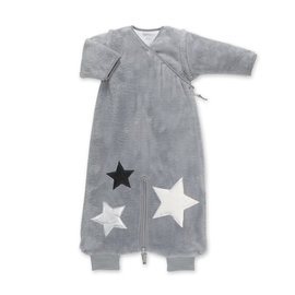 Magic Bag® Softy 3-9m STARY Little stars print medium grey