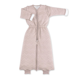 MAGIC BAG Pady quilted jersey 9-24m OSAKA Alte Rose