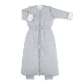 Magic Bag® Pady jersey + jersey 9-24m STARY Grey marled