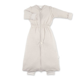 Magic Bag® Pady twin jersey + jersey 9-24m DUNES Stripe ecru natural