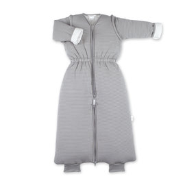 Magic Bag® Pady twin jersey + jersey 9-24m DUNES Stripe grey ecru