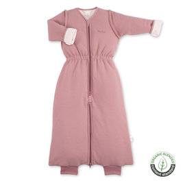 Magic Bag® Pady waffle + jersey organic 9-24m WAFLE Indian rose