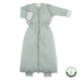 Magic Bag® Pady waffle + jersey organic 9-24m WAFLE Celadon green