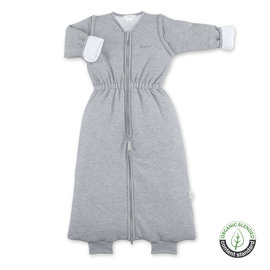 Magic Bag® Pady waffle + jersey organic 9-24m WAFLE Grey marled