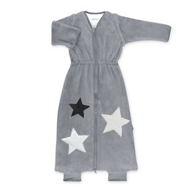 Magic Bag® Softy 9-24m STARY Little stars print medium grey