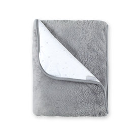 Blanket Softy 75x100cm STARY Medium grey