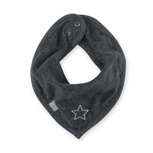 Bandana slabbetje Terry 25cm STARY Nearly
