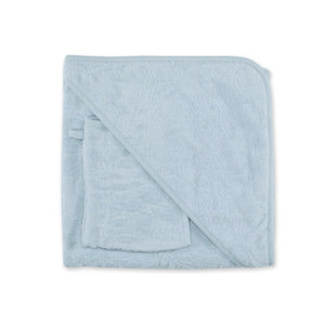 Bath cape Terry 90x90cm IDYLE Breeze